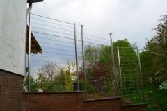 Metallbau Schmutzler_Geländer mit Seilen (2)