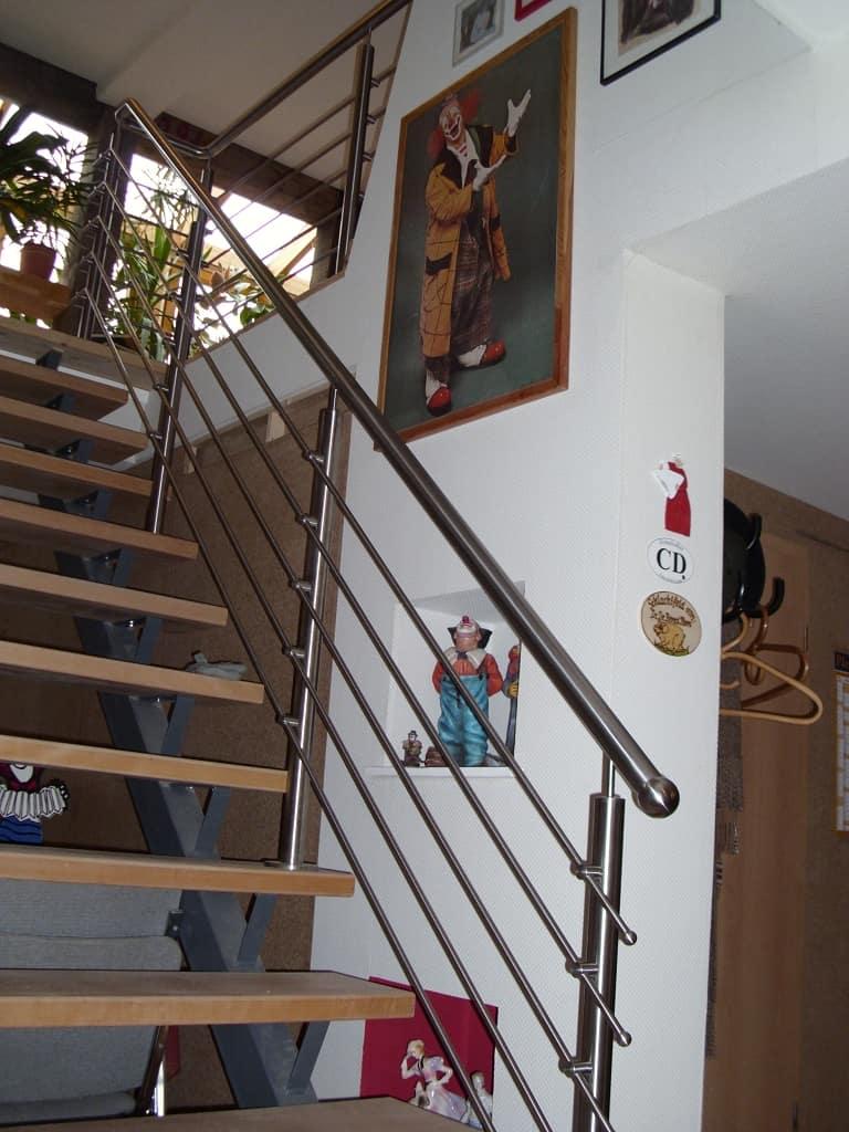 Einzigartig treppengel nder edelstahl innen haus design for Haus design innen