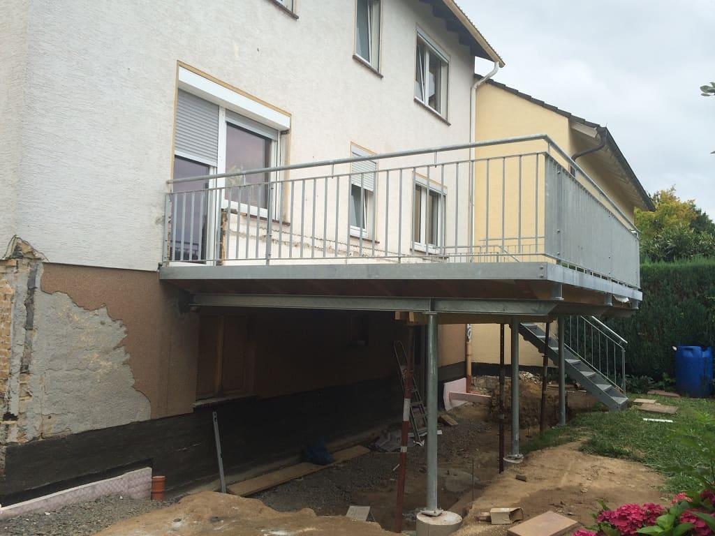 Metallbau Schmutzler_Balkone und Terassen (13)