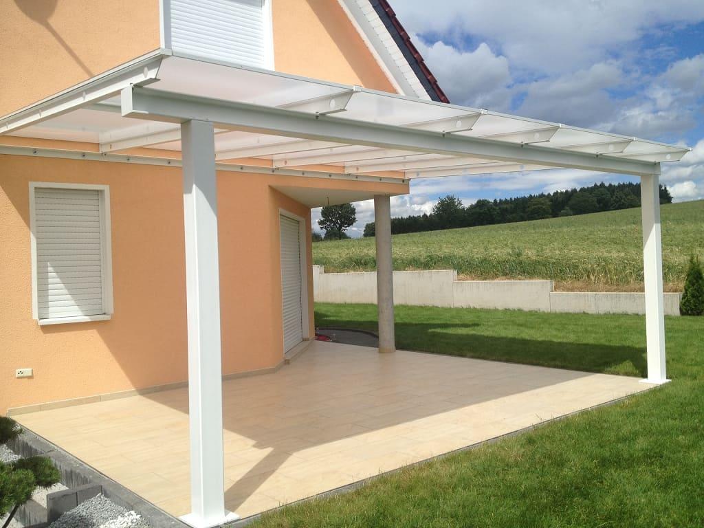 Metallbau Schmutzler_Vordächer und Überdachungen (2)