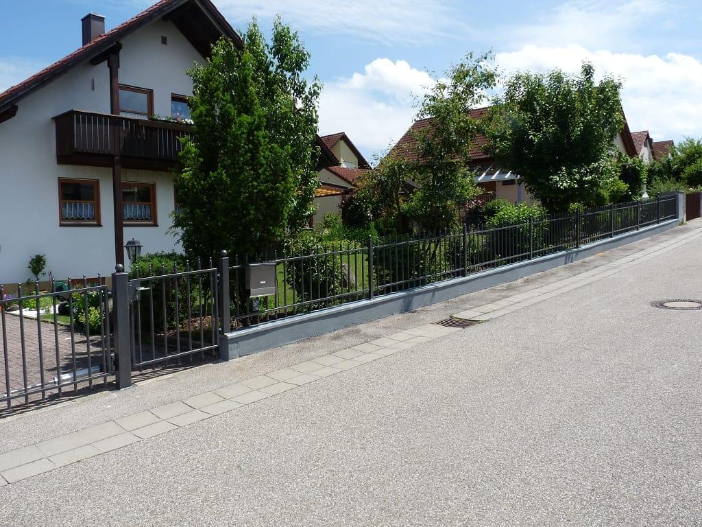 Metallbau Schmutzler_Zäune (11)