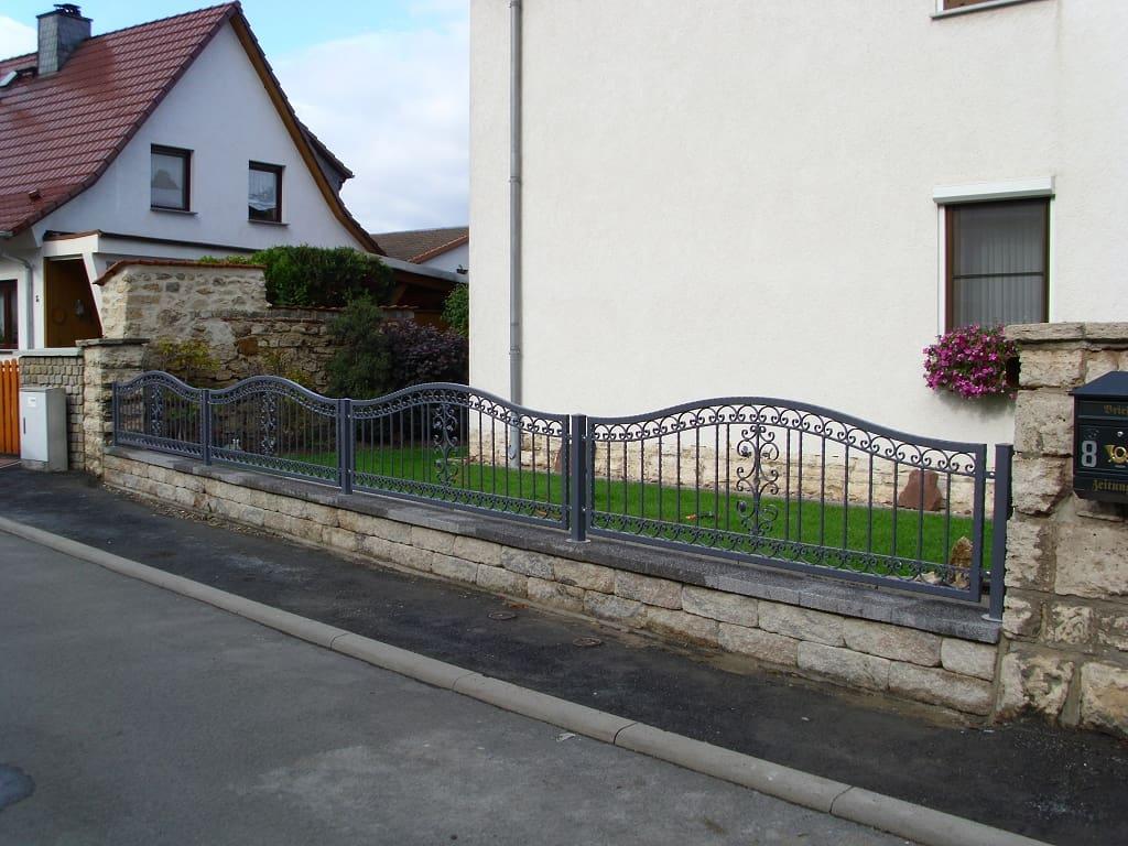 Metallbau Schmutzler_Zäune (3)